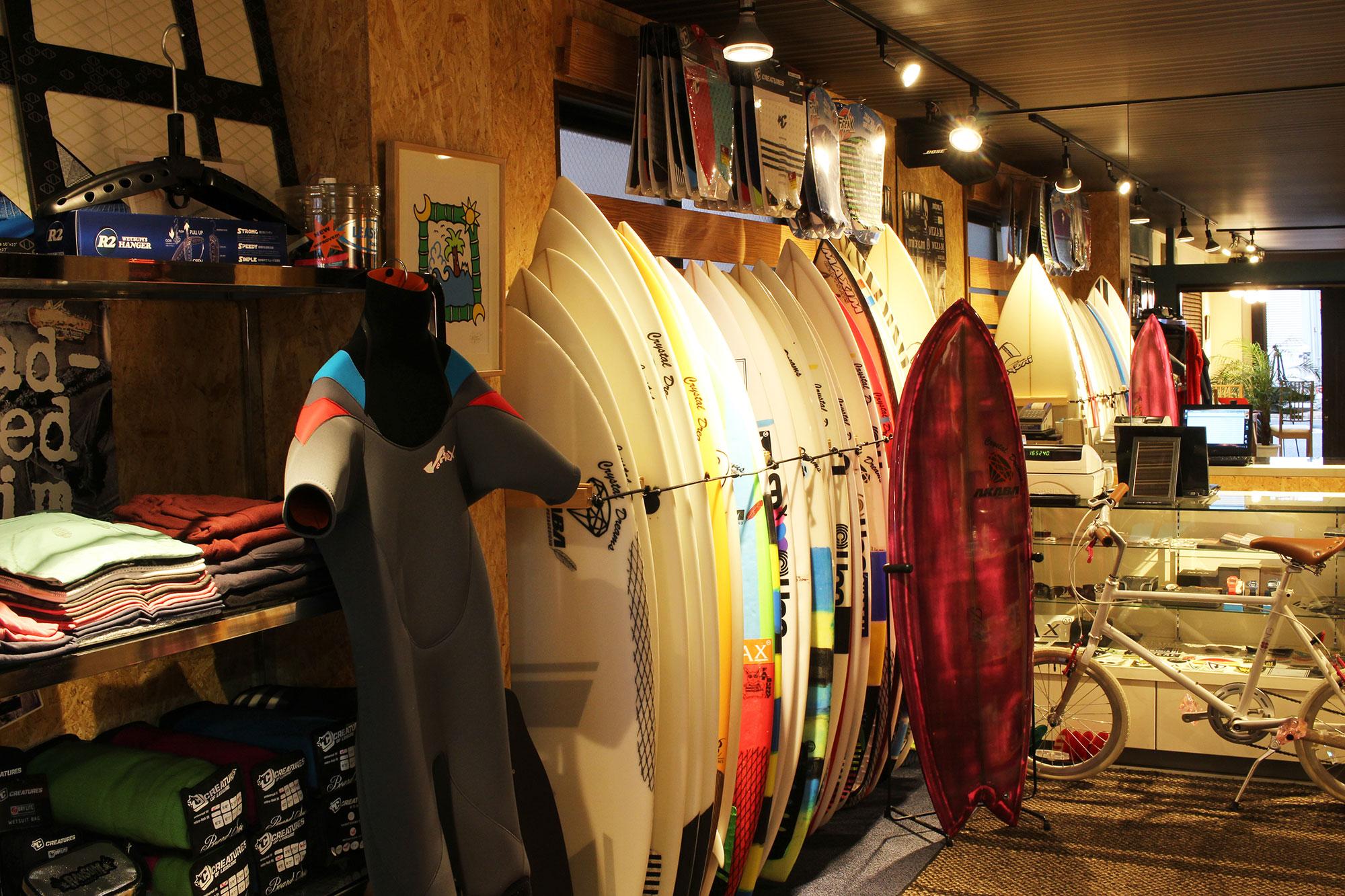 Uoo Surf N Cafe 浦安市 カフェ レストラン
